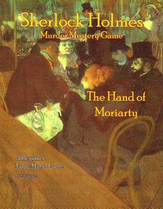 Sherlock Holmes: The Hand of Moriarty
