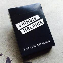 Shindig Machine: Bits & Pieces