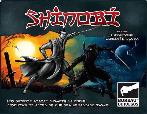 Shinobi: El Juego del Asesino