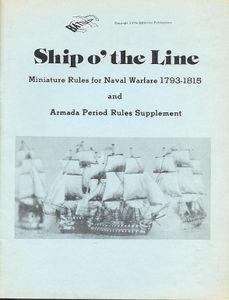 Ship o' the Line