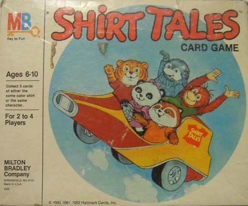 Shirt Tales Card Game