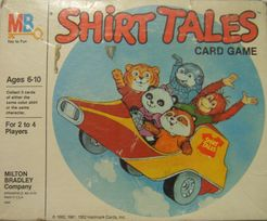 Shirt Tales Card Game
