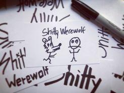 Shitty Werewolf