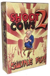 Shoot Cows 2: Swine Fu!