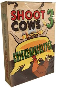 Shoot Cows 3: Chickenpacolypse