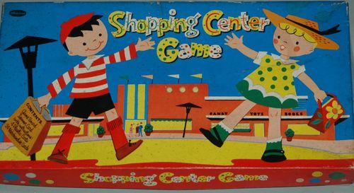 Shopping Center Game