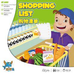 Shopping List: Mathematics