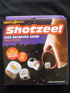 Shotzee! Dice Drinking Game