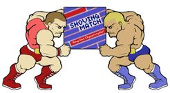 Shoving Match: Ring-Out Championship
