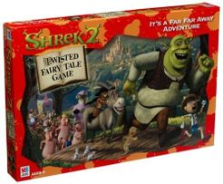 Shrek 2: The Twisted Fairy Tale Game