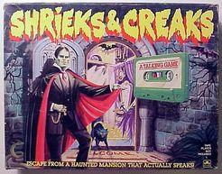 Shrieks & Creaks