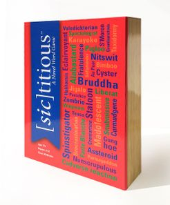 Sictitious: A Novel Word Game