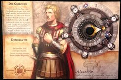 Sid Meier's Civilization: The Board Game – die Griechen Promo Card