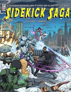 Sidekick Saga