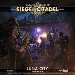 Siege of the Citadel: Luna City Expansion