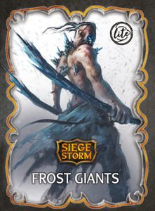 SiegeStorm: Frost Giants
