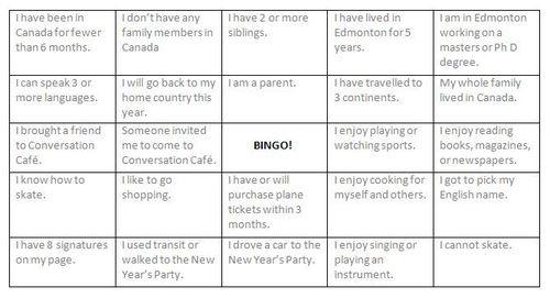 Signature Bingo