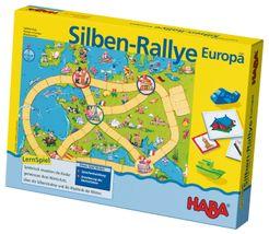 Silben-Rallye