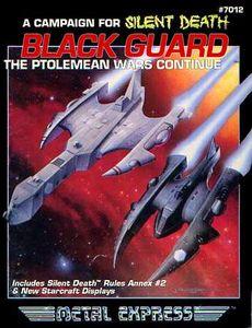 Silent Death: Black Guard – The Ptolemean Wars Continue