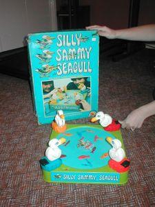 Silly Sammy Seagull