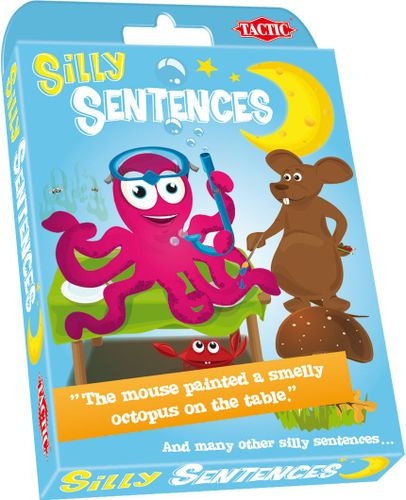 Silly Sentences Junior Edition