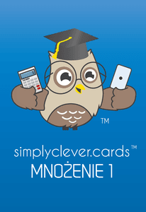 SimplyClever.Cards Multiplication 1