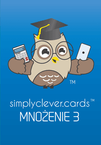 SimplyClever.Cards Multiplication 3