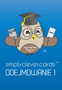 SimplyClever.Cards Subtraction 1
