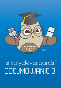 SimplyClever.Cards Subtraction 3