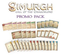 Simurgh: Call of the Dragonlord – Limited Promo Cards