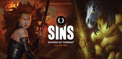 SINS: Spheres of Torment – Trilogy Box