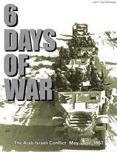 Six Days of War: The Arab-Israeli Conflict, 1967