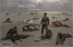 Six-Gun, The Cowboy Action Game
