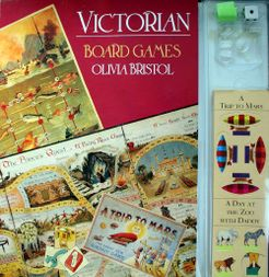Six Victorian & Edwardian Board Games
