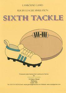 Sixth Tackle