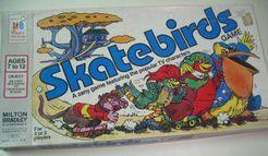 Skatebirds Game