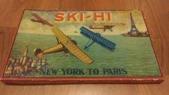 Ski-Hi: New York to Paris