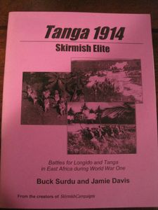 Skirmish Elite: Tanga 1914