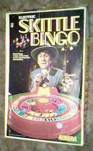Skittle Bingo