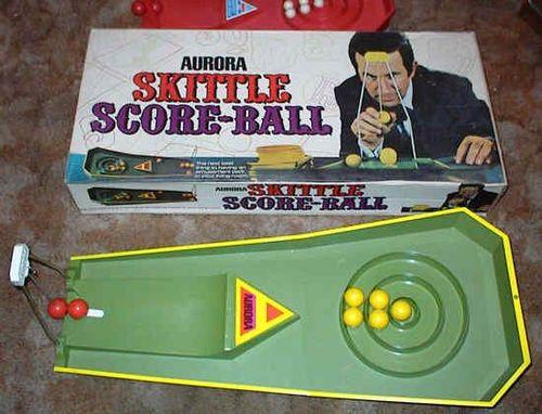 Skittle Score-Ball