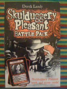 Skulduggery Pleasant Game Cards