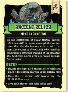 Skulk Hollow: Ancient Relics Mini-Expansion