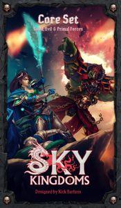 Sky Kingdoms: Good Evil & Primal Forces