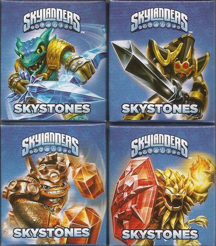 Skylanders Skystones