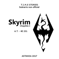 Skyrim: Chapter I (fan expansion for T.I.M.E Stories)