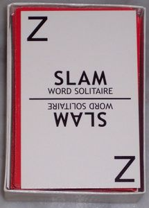 Slam Word Solitaire