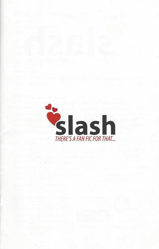 Slash: There's a Fan Fic for That...