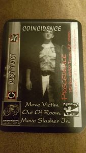 Slasher: The Final Cut – Coincidence Promo Card