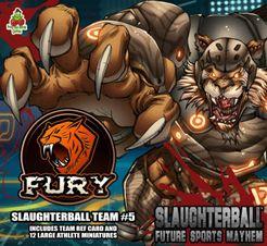 Slaughterball: Team Fury