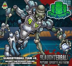 Slaughterball: Team Gruesomes